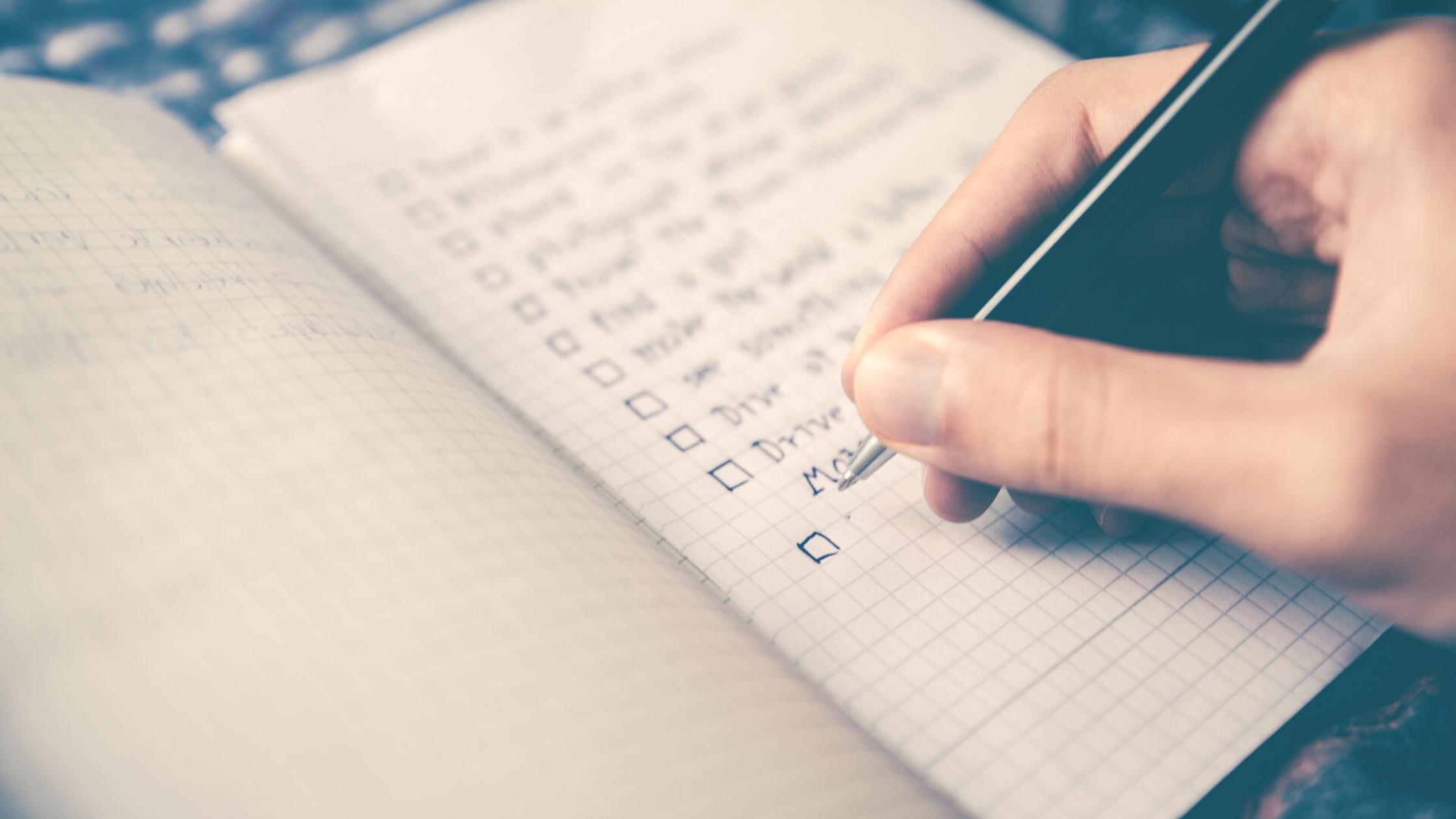 L'ultime checklist pour l'achat de meubles de bureau
